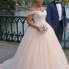 A446 off the shoulder ball gown wedding bridal gowns, plus size wedding dresses, charming lady new fashion wedding dresses