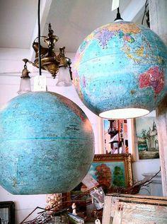 DIY de casas house design design and decoration design design Interior Exterior, Interior Design, Diy Design, Interior Architecture, Deco Luminaire, Diy Casa, Diy Inspiration, Globe Lights, Light Globes