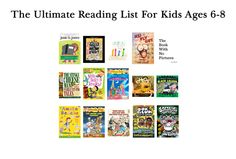 Reading List for Kid