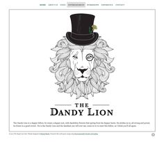dandy lion - Google Search