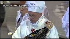 Pope Francis Mass in Brazil - World Youth Day 2013