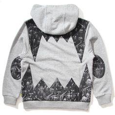 Munster Safari Hooded Jacket