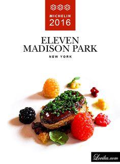 2016 3 star michelin restaurants nyc eleven madison park