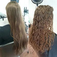 Billedresultat for permanent langt hår