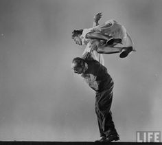 The Lindy Hop, 1943 :)