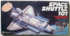 John Kenneth Muir's Reflections on Cult Movies and Classic TV: Board Game of the Week:  Space Shuttle 101
