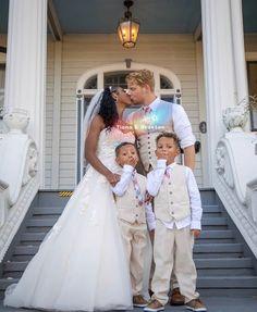 #interracialmarriage #wedding #weddingideas #weddingdress #weddinginspiration Interracial Marriage, Girls Dresses, Flower Girl Dresses, Weddingideas, Wedding Inspiration, Wedding Dresses, Fashion, Dresses Of Girls, Bride Dresses