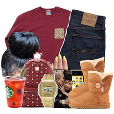 """""""............."""" by fxrrxh on Polyvore"""