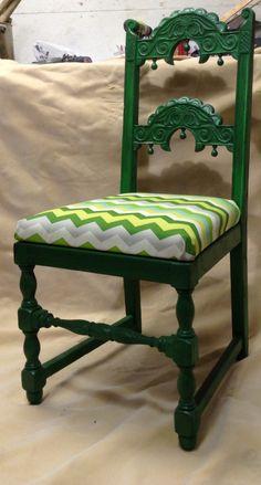 St. Patrick chair