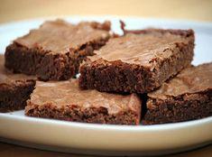 Gluten & Dairy Free Chocolate Brownies   Nourished Life Australia