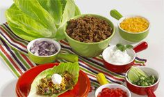Tanimura & Antle - Recipes - Artisan Romaine Walking Taco...Made this for dinner and had to share...it was wonderful!!