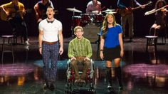 'Glee' First Listen: Blaine, Artie and Tina Cover Kelly Clarkson's 'Breakaway' (Exclusive Audio)
