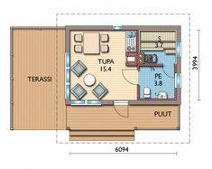 # Floor Plans, Cabin, Cabins, Cottage, Wooden Houses, Floor Plan Drawing, House Floor Plans, Cubicle, Cottages