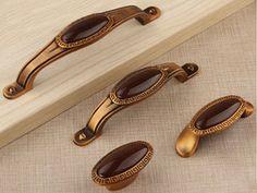 Oval Griff Möbelknopf Möbelgriffe Zuhause Küchentür Knopf Schubladen