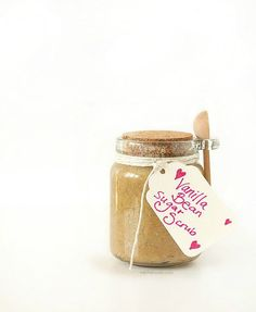 Vanilla Bean Sugar Scrub: Find out how to make it on RachelCooks.com