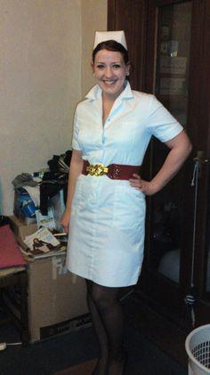 Nursing Clogs, Nursing Dress, Nurse Pics, Hello Nurse, Vintage Nurse, Nurse Costume, Sexy Nurse, New Years Eve Outfits, Blouse