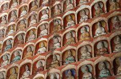 buddhas watching