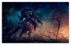 Battle promo left side HD Wallpaper for 4K UHD Widescreen desktop & smartphone