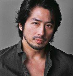 """Hiroyuki (Henry) Sanada, Japanese actor. Trained in martial arts with Shinichi (Sonny Chiba) from age 11. Began career as an action star. Performed with the Royal Shakespeare Company in """"King Lear."""" Best known for his roles in """"Twilight Samurai,"""" """"Ringu (The Ring), and """"The Last Samurai.""""  Appeared in American TV dramas, """"Lost"""" and """"Revenge."""" Recently starred with Hugh Jackman in """"Wolverine,"""" and with Keanu Reeves in """"47 Ronin."""""""