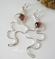 Looking for jewelry project inspiration? Check out Sea horse earrings by member Maro. - via @Craftsy