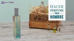 Aprende cómo hacer perfume para hombre en consonancia olfativa (equivalencia) a su fragancia favorita de manera artesanal tú mismo. ¡Te sorprenderás!