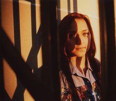#girl #portrait #photography #film #sunset #light #shadows #toronto #canon #eyes