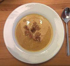 Soup de courge (Kürbissuppe :-))