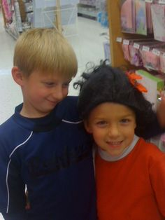 """Party City --Evan and """"Kaylee"""""""