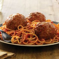 Johnsonville® Italian Meatballs Recipe from our friends at Johnsonville®