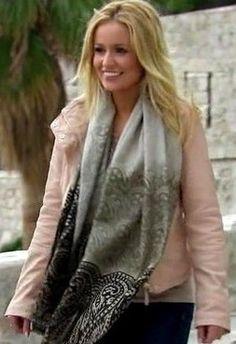 Heather's Haughties, Emily Maynard Peach Jacket, Croatia. #EmilyMaynard
