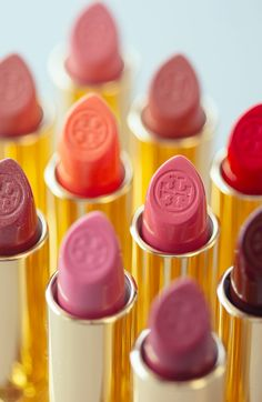 Tory Burch lipsticks
