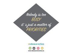 Si alguien quiere verte por muy ocupado que esté te va a ver, lo demás son sólo excusas… #ideassoneventos #frasescelebres #frasedeldia #quote #quoteoftheday #consejos #motivación #superación #consejodeldia