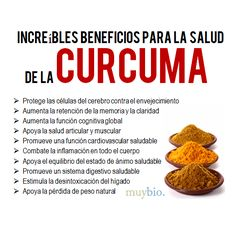 beneficios de la cúrcuma