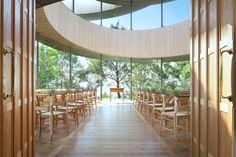 Ribbon Chapel by Hiroshi Nakamura & NAP   HomeAdore
