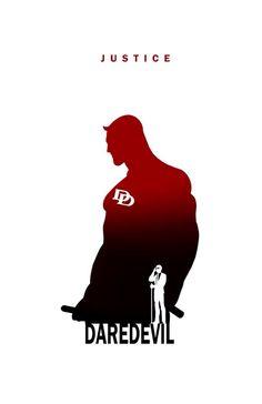 Daredevil - Justice by Steve Garcia