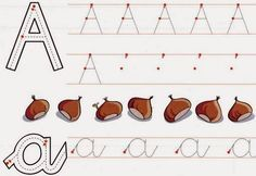 Learning Letters, Preschool Learning, Learning Resources, Teacher Resources, Teaching, Love Speech, Maila, Tracing Letters, Tracing Worksheets