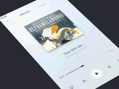 Netease cloud music redesign Gif by Neal Gao