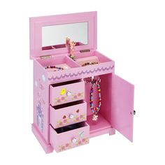 Enchantmints Ballerina Musical Jewelry Box jewelry Pinterest