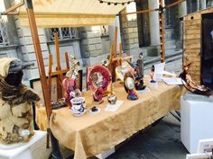 I Mestieri dell'Arte fra Tevere ed Arno ad Arezzo Back in Time (29-31 Luglio) a cura di Confartigianato e CNA