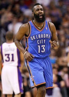 The beard must improve his play for the Thunder to defeat Miami