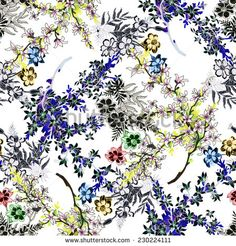 Find Wild Flowers Seamless Pattern On White stock images in HD and millions of other royalty-free stock photos, illustrations and vectors in the Shutterstock collection. Thousands of new, high-quality pictures added every day. White Stock Image, Border Design, Wild Flowers, Floral Tops, Royalty Free Stock Photos, Illustration, Pattern, Top Flowers, Wildflowers