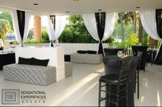 Johnson  Wales University's Annual Zest Awards 2014 Lounge Area By Sensational Experiences Events, Design, Decor and Rentals. #Wedding #event #Miami #Florida #South Florida #rental #decor #furniture #VIP