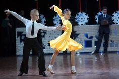 Спортивные бальные танцы для детей - великолепная возможность всестороннего развития вашего ребенка.