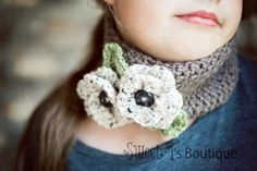 Hey, I found this really awesome Etsy listing at https://www.etsy.com/listing/252998575/crochet-headband-warmer-flower-headband