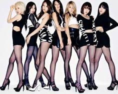 aoa - like a cat Aoa Like A Cat, Nylons, Pretty Korean Girls, Girl Posters, Sexy Sandals, Seolhyun, Women Legs, Sexy Hot Girls, Sexy Legs