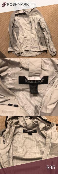 Marmot rain jacket Great condition! No flaws Marmot Jackets & Coats