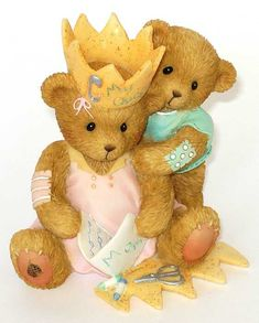 Heidi´s Cherished Teddies Galerie: QUEEN FOR A DAY… CHERISHED FOREVER - CARLTON…