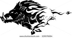 Wild Boar Flame