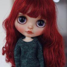 Blythe Doll by k07doll
