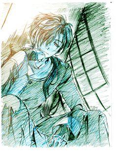 暁のヨナ || Jae-ha || By 最果てのさつまいも @ pixiv.- Akatsuki no Yona/ Yona of the Dawn